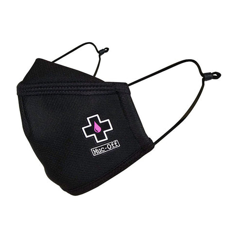 Muc-Off - Reusable Face Mask - Dr X Black - Kids