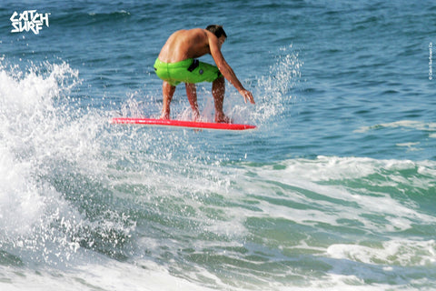 "Catch Surf - Catch Surf - 48"" Beater - Single Fin - Black + FREE Pro Comp Leash - Products - The Mysto Spot"