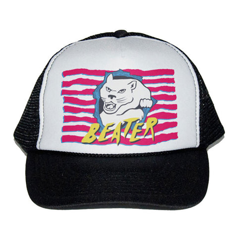 Catch Surf - Johnny's Trucker Cap ~ Black