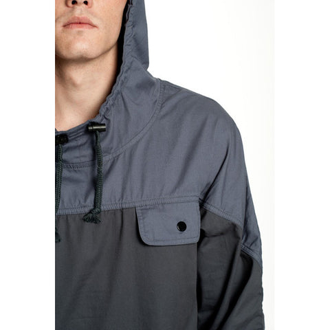 Catch Surf - Pull-Over ~ Ship Grey & Coal - XL - The Mysto Spot