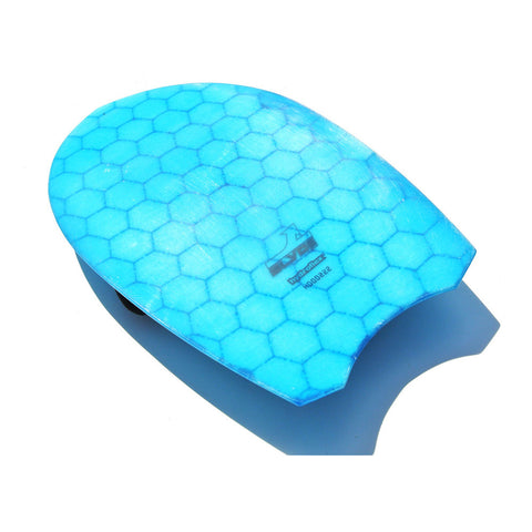 Slyde Handboards - Slyde Handboards - HexFlex - Blue Crush - Products - The Mysto Spot