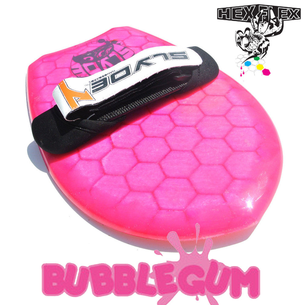 Slyde Handboards - Slyde Handboards - HexFlex - Bubblegum - Products - The Mysto Spot