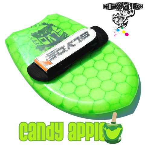 Slyde Handboards - HexFlex - Candy Apple