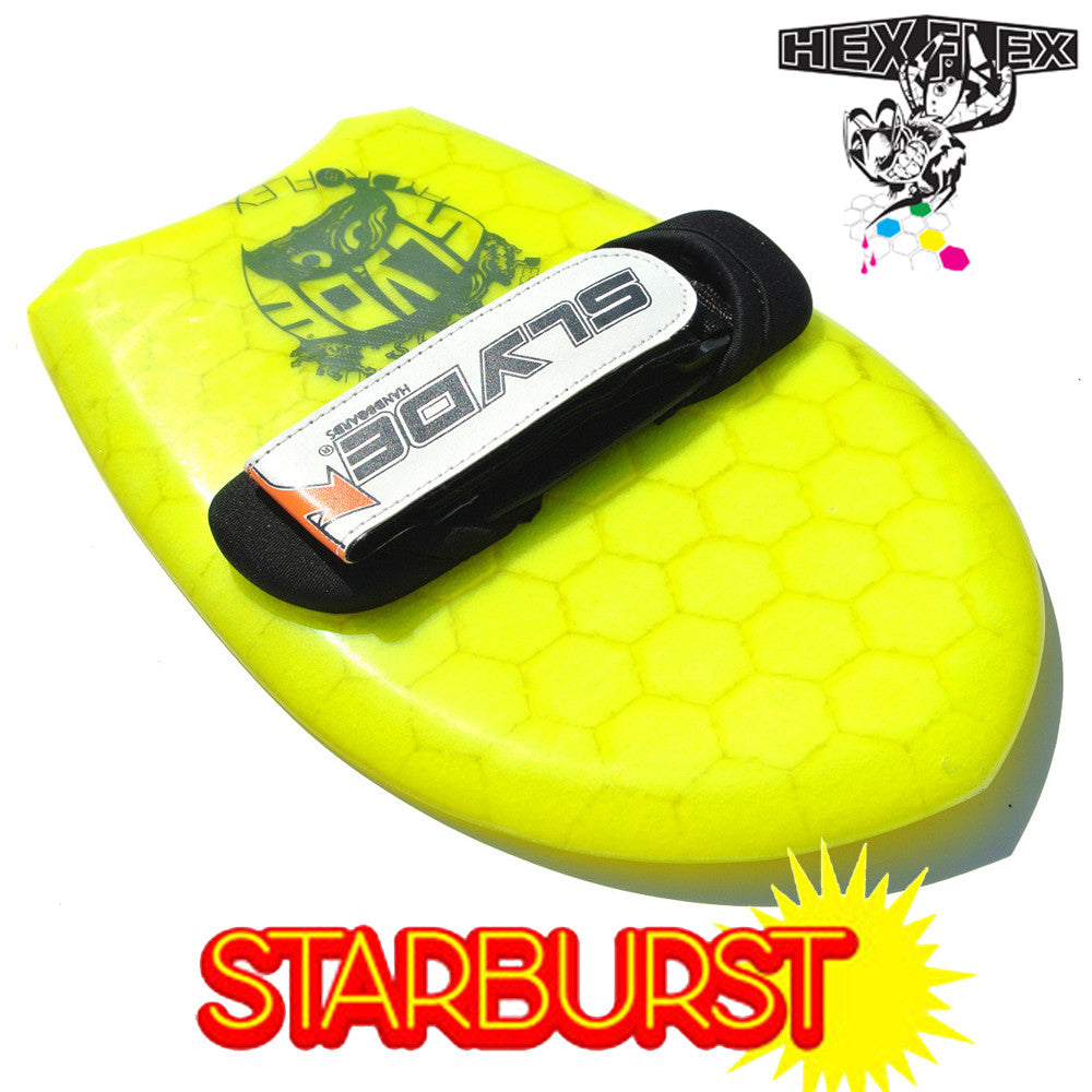 Slyde Handboards - Slyde Handboards x Hydroflex - HexFlex - Starburst - Products - The Mysto Spot