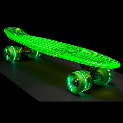 "Sunset Skateboards - Sunset Skateboards - 22"" Original - Alien - Products - The Mysto Spot"