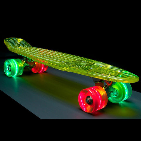 "Sunset Skateboards - 22"" Original - Rasta"