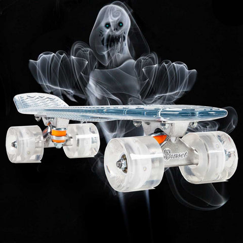 "Sunset Skateboards - Sunset Skateboards - 22"" Original - Ghost - Products - The Mysto Spot"