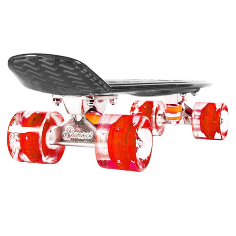 "Sunset Skateboards - Sunset Skateboards - 22"" Original - Smoke & Fire - Products - The Mysto Spot"