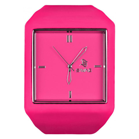 SWAE Watches - The Switch - Hot Pink