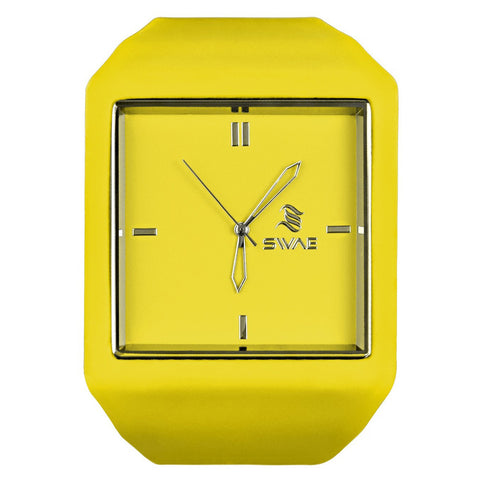 SWAE Watches - The Switch - Yellow