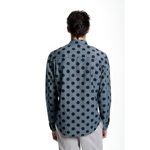 Catch Surf - Catch Surf - The Barton ~ Indigo Dots - XL - Products - The Mysto Spot