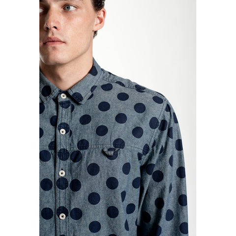 Catch Surf - Catch Surf - The Barton ~ Indigo Dots - L - Products - The Mysto Spot