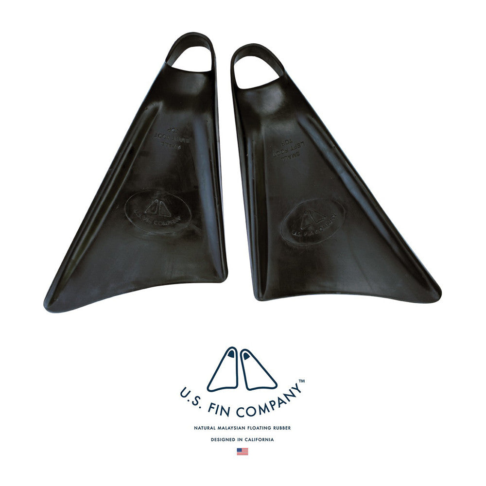 Catch Surf - Catch Surf - US Fin Co - Swim Fins - Black - Products - The Mysto Spot