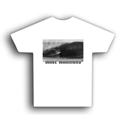 Astrodeck T-Shirt - Wave Warriors - Tube Ride
