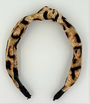 Animal Print KayKnot Headband Maniere Accessories Leopard