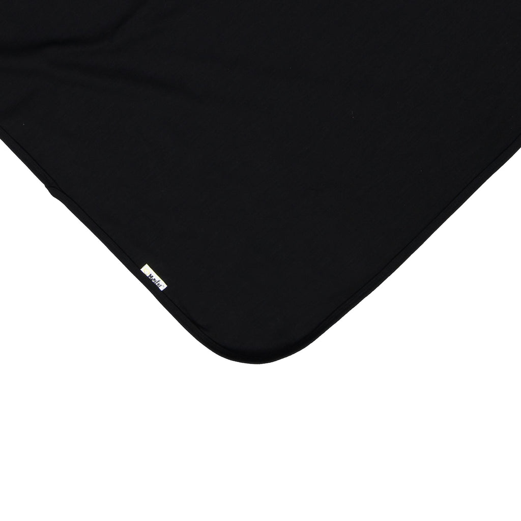 Chest Ruffle Blanket Maniere Accessories Black