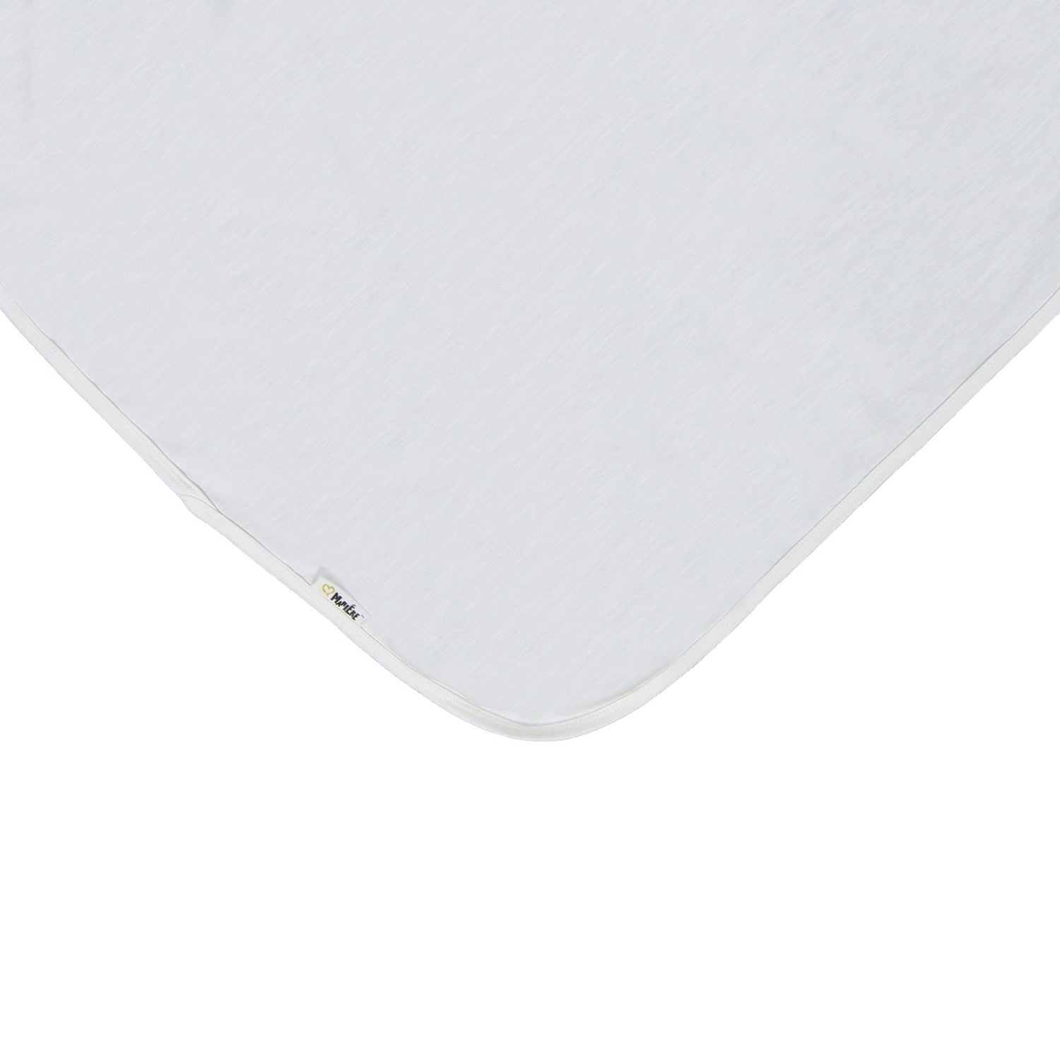 Chest Ruffle Blanket Maniere Accessories White