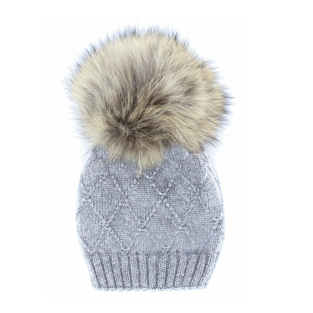 Chunky Knit Wool Hat Winter Hat Manière