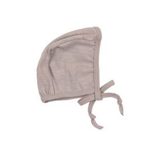 Eyelet Trim Bonnet