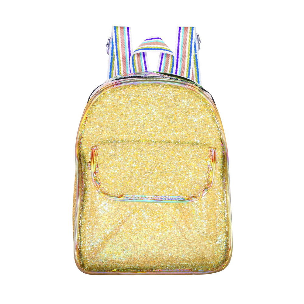 Glitter Mini Bag Bags Maniere Accessories Gold