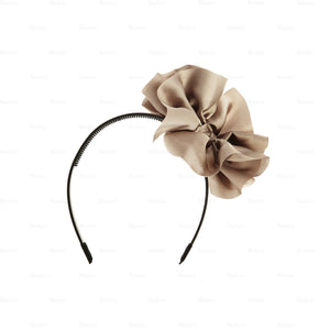 Hanging-Bow-Band Headband Manière Sand