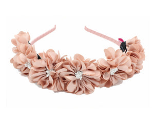 Load image into Gallery viewer, Jasmin-Flower-Band Headband Manière Rose