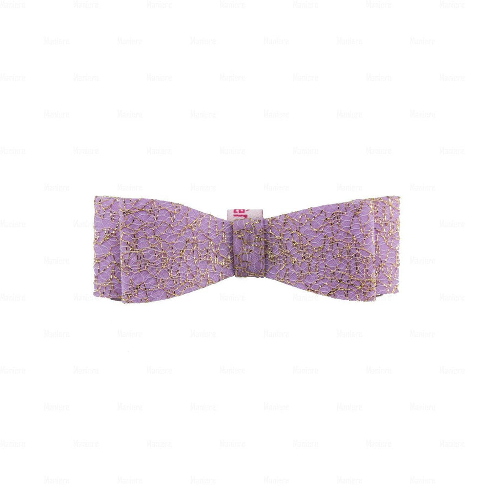 Midnight-Sparkle-Clip Hair Clip Manière Purple