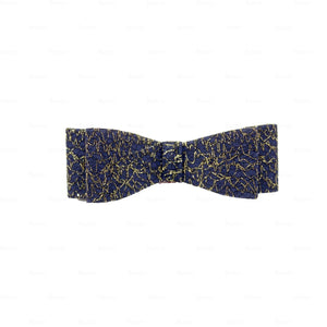 Load image into Gallery viewer, Midnight-Sparkle-Clip Hair Clip Manière Navy