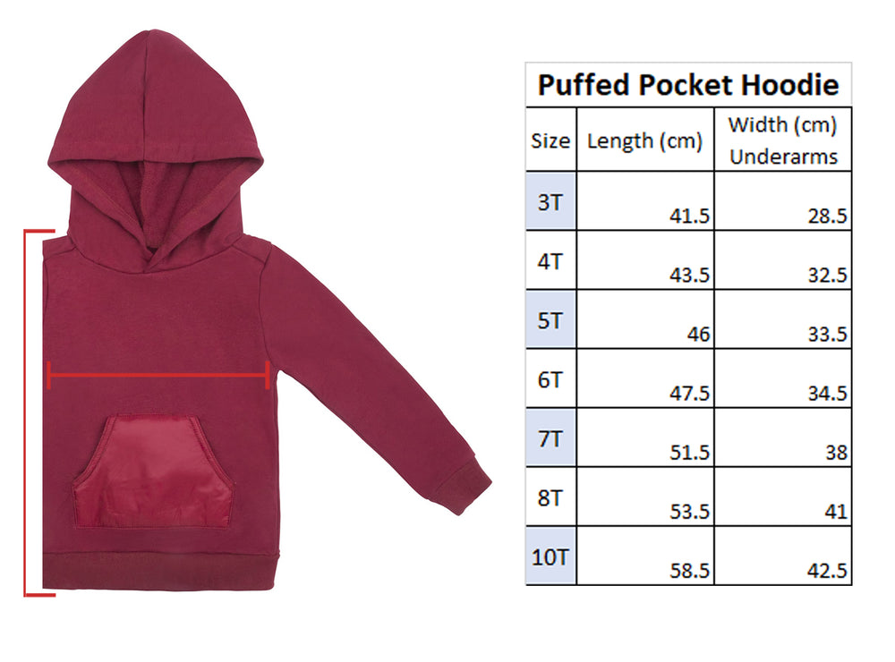 Load image into Gallery viewer, Puffed Pocket Hoodie