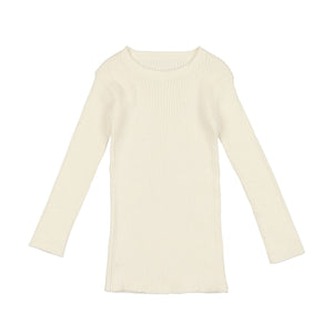 Load image into Gallery viewer, NooVèl, Boys Knit Shirt, Ivory