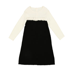 NooVèl, Ruffle Knit Dress