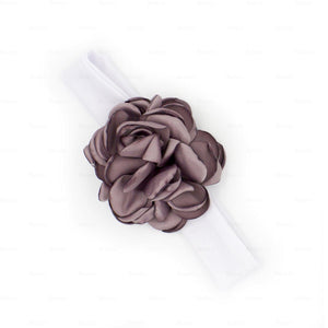 Load image into Gallery viewer, Rose-Petals-Baby-Headwraps Headwrap Manière Wine