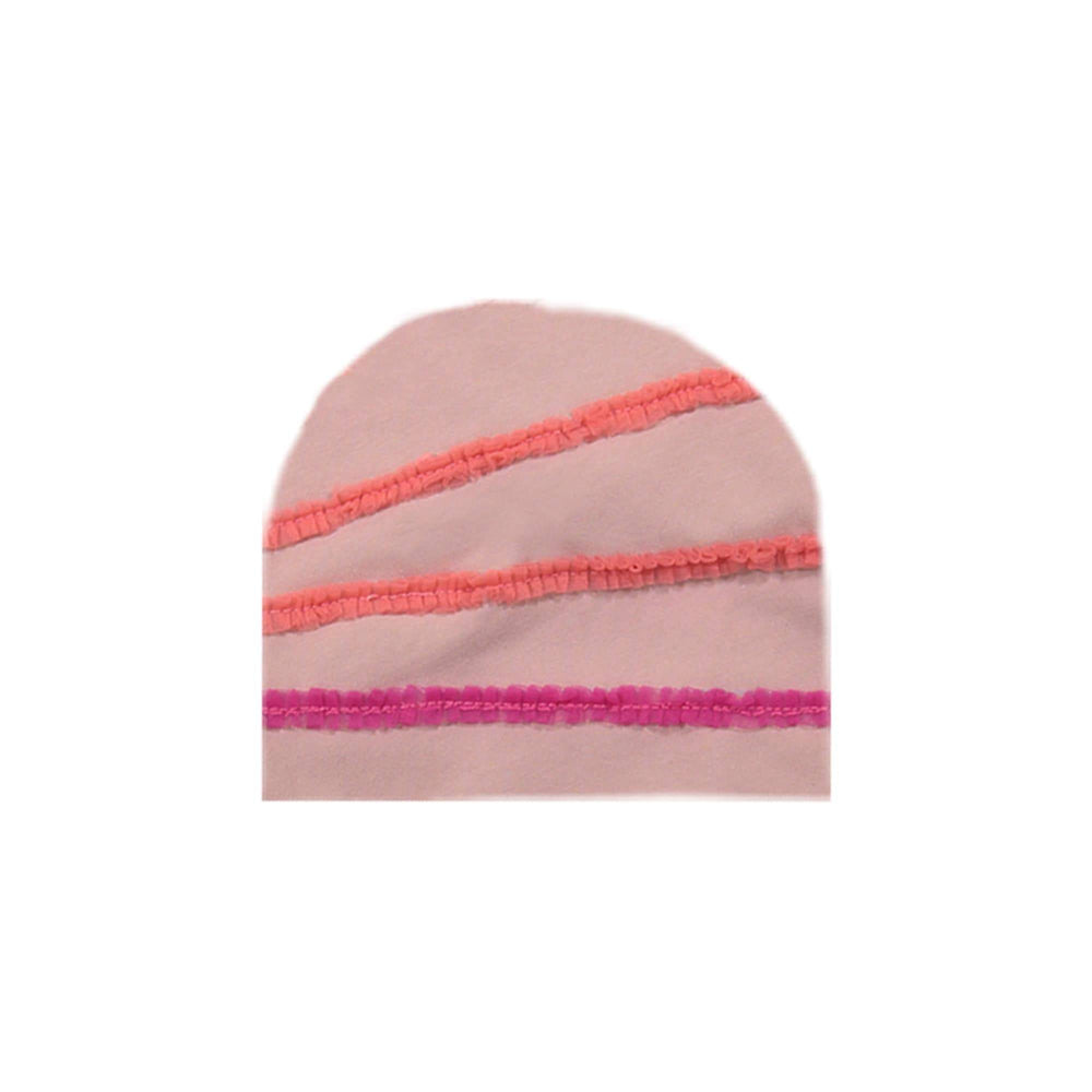 Rainbow Tulle Beanie (no pom) Maniere Accessories Mauve XS