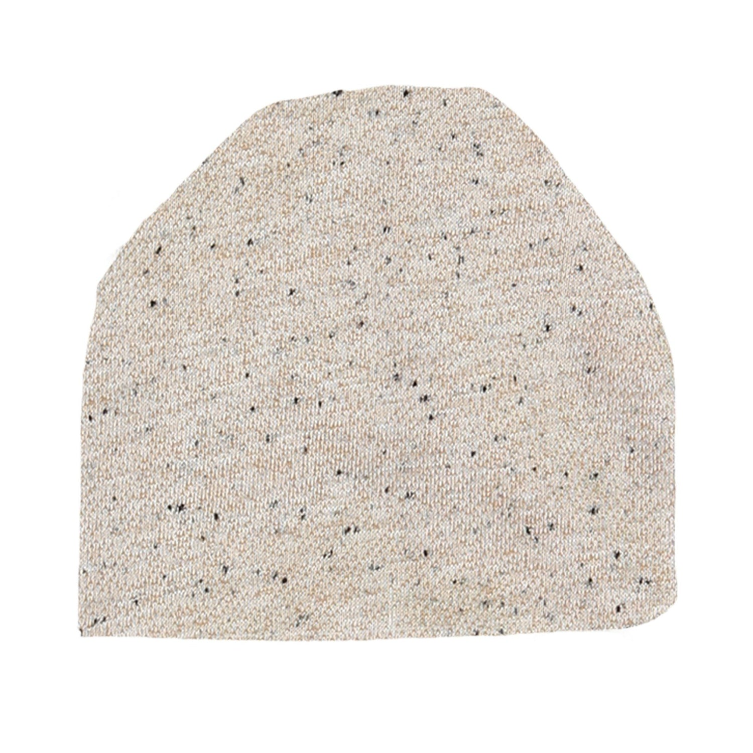 Reverse French Beanie Maniere Accessories Stone 3 Month