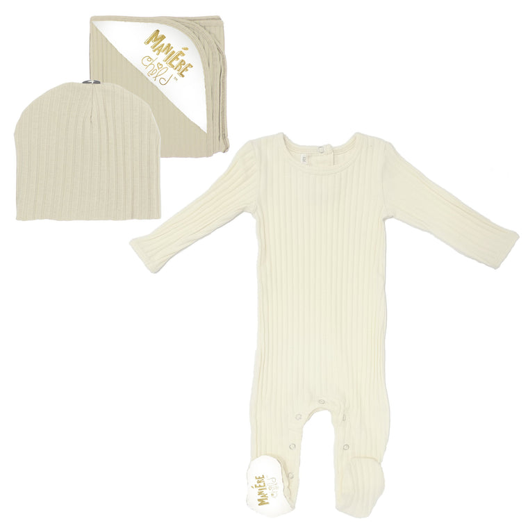 RIBBED BABY SETS