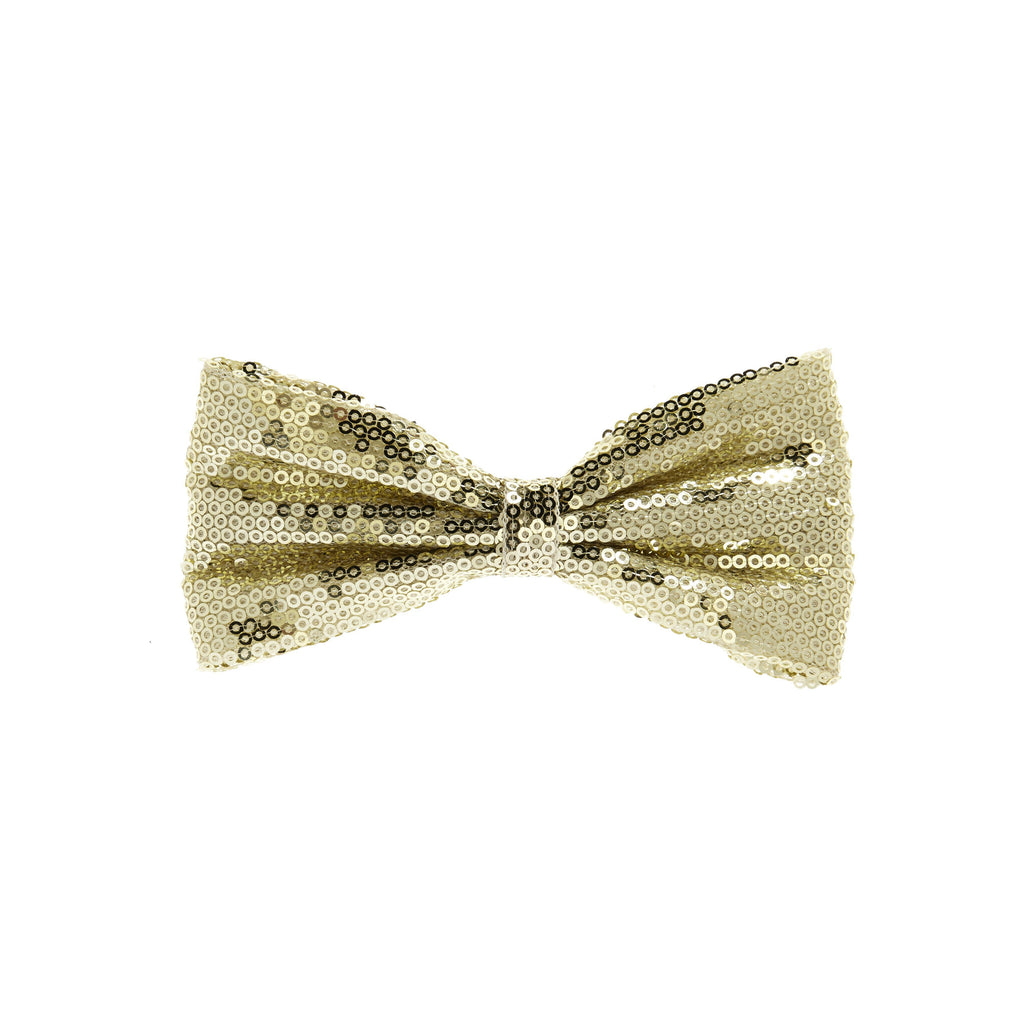 Sequin Bow Clip Maniere Accessories