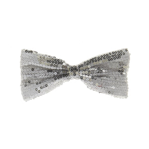 Load image into Gallery viewer, Sequin Bow Clip Maniere Accessories