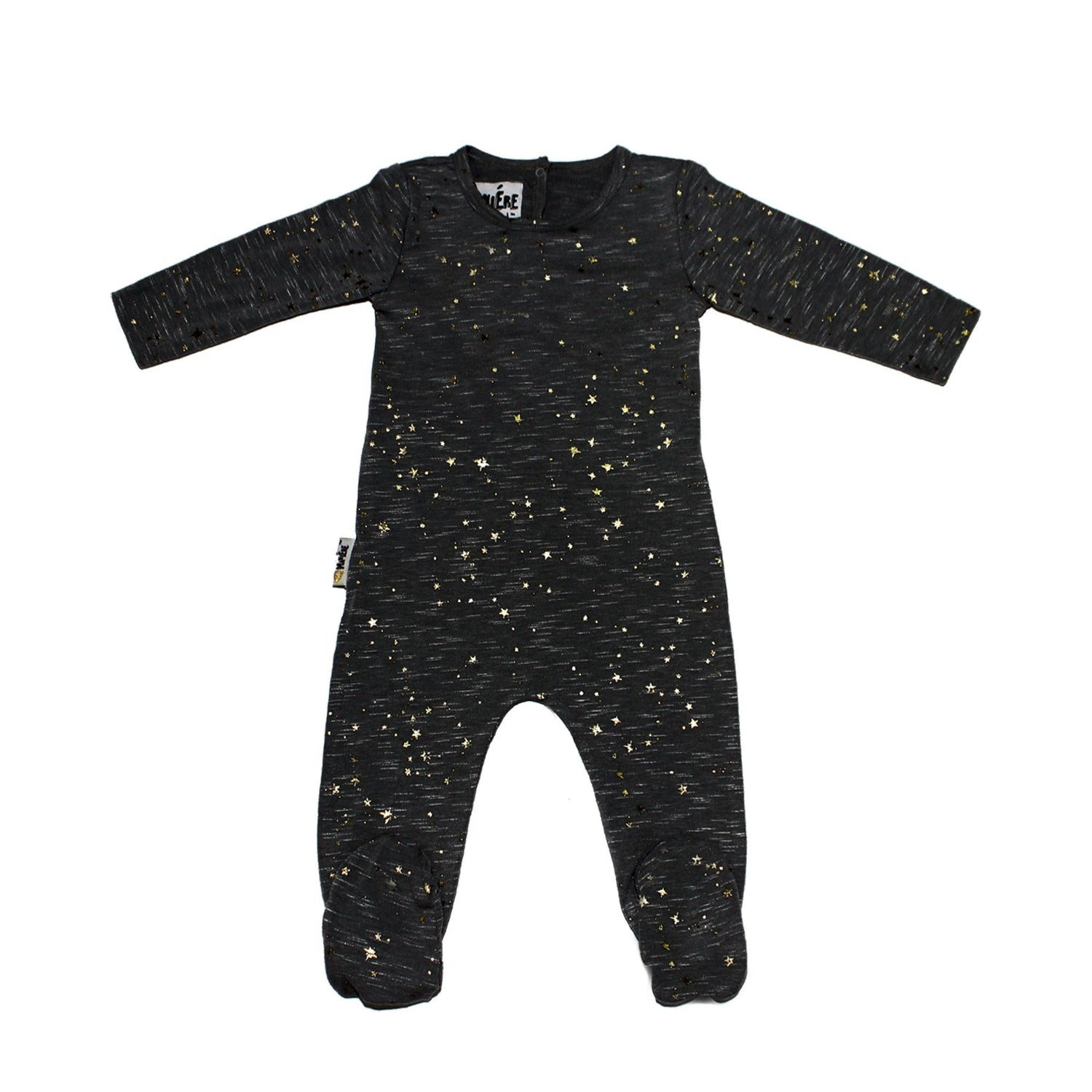 Star Embellished Footie - Maniere Accessories