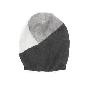 Load image into Gallery viewer, Triangle Color Block Hat Winter Hat Manière
