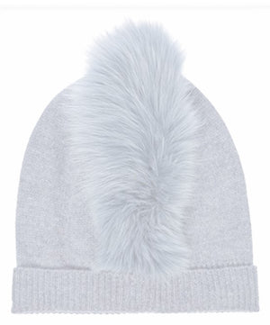 Wool Mohawk Fur Hat