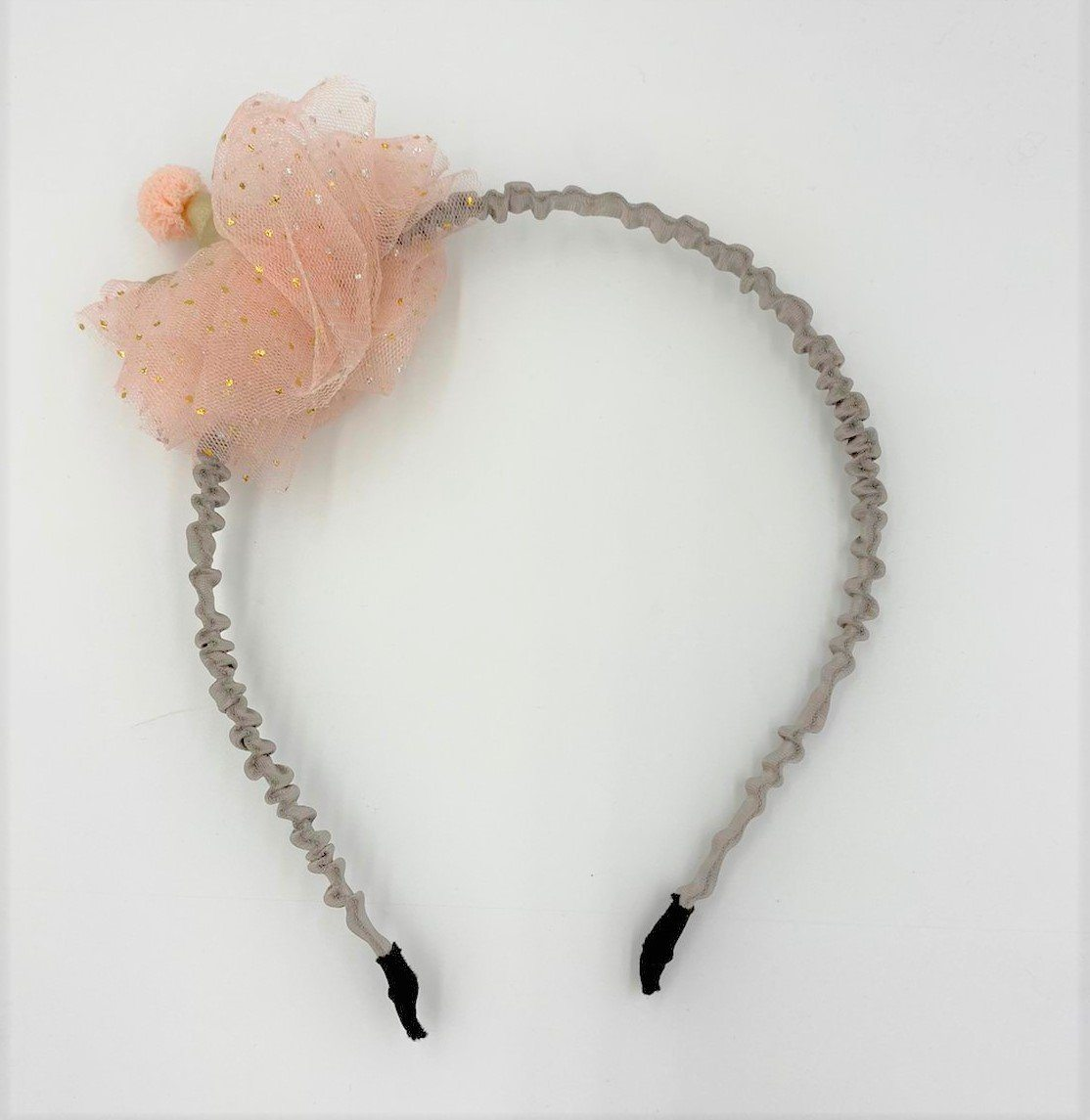 Ruffle Crown Headband Headband Maniere Accessories