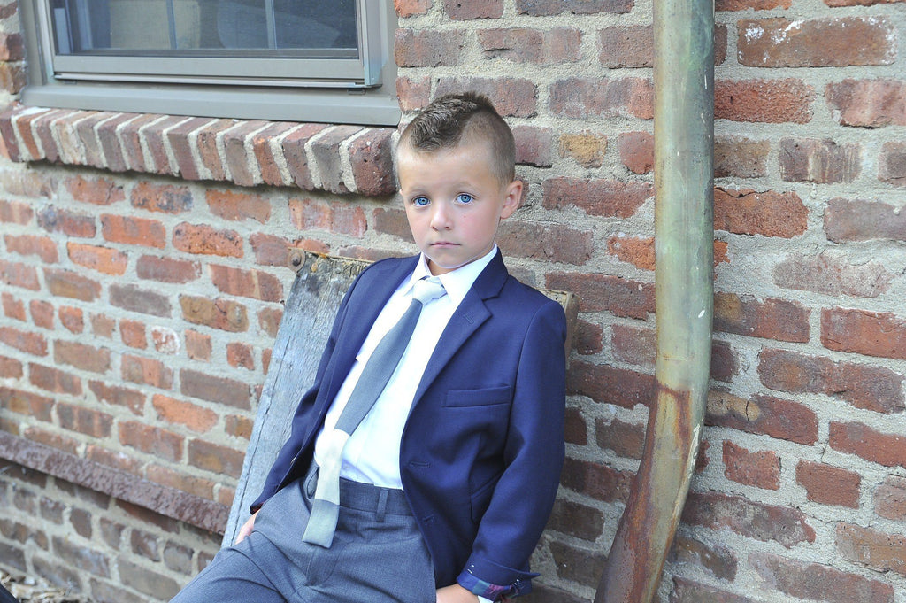 Boys Knitted Neck Tie