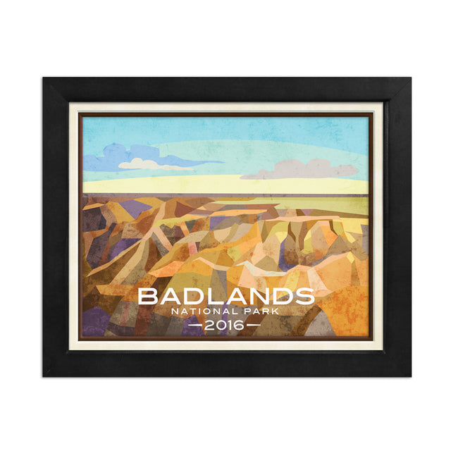 Badlands National Park Print