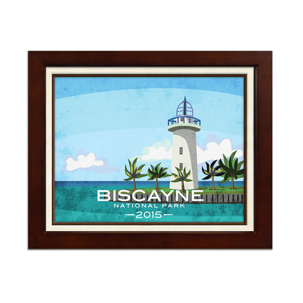 Biscayne National Park Print