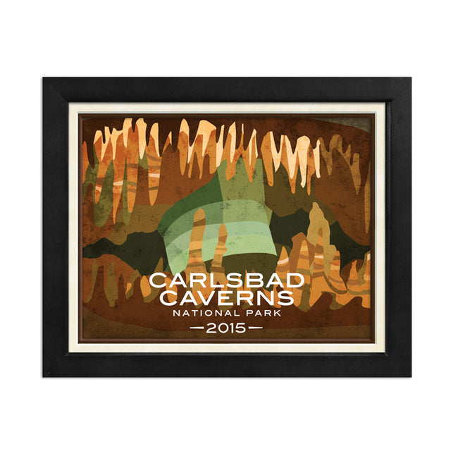 Carlsbad Caverns National Park Print