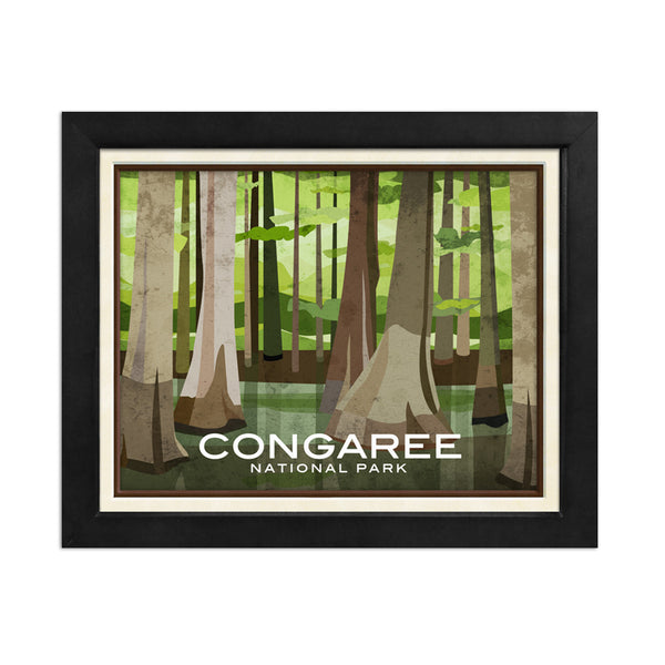 Congaree National Park Print