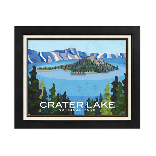 Crater Lake National Park Print