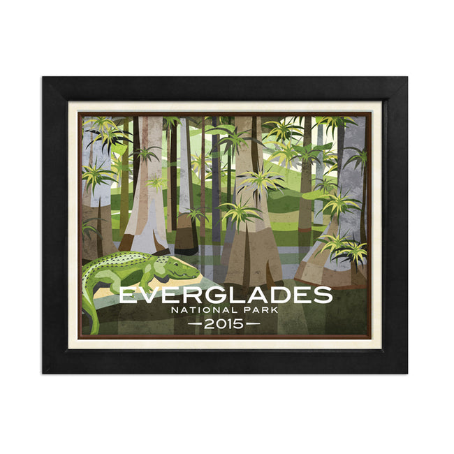 Everglades National Park Print