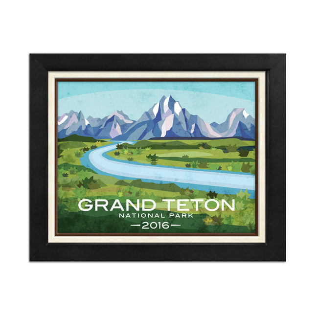 Grand Teton National Park Print