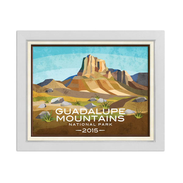Guadalupe Mountains National Park Print